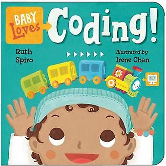 Baby Loves Coding! by Baby Loves Coding! - 9781580898843 Book