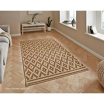 Cottage Tribal Natural Rug