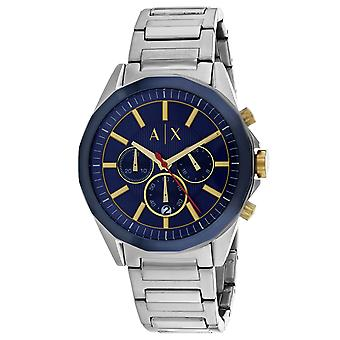Armani Exchange Chronograph Stainless Steel Mens Watch AX2614