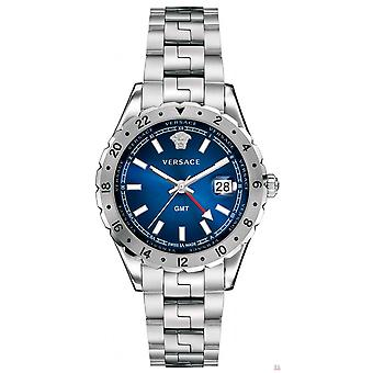Versace V11010015 Hellenyium Gmt Mens Watch