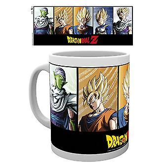 Dragonball Z Moody coffret tasse à boire