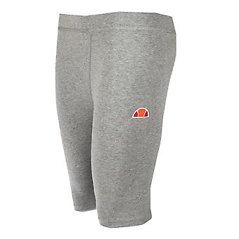 Ellesse Heritage Tour Womens dames fitness mode cyclus Short Grey