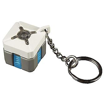 Key Chain - Overwatch - Lootbox Lights Up  j8119