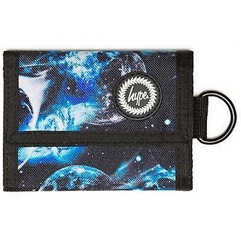 Hype Blue Moons Trifold Wallet