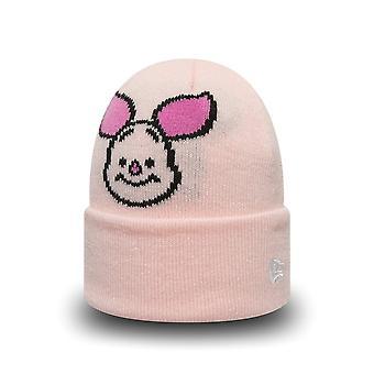 Ny æra baby spædbarn vinter hat Beanie-Piglet Piglet
