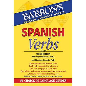 Spanska Verb (3rd edition) av Christopher Kendris - 9780764147760 Bo