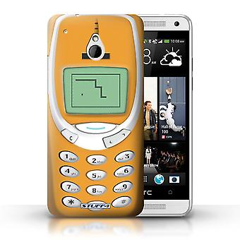 STUFF4 Case/Cover for HTC One/1 Mini/Orange Nokia 3310/Retro Phones