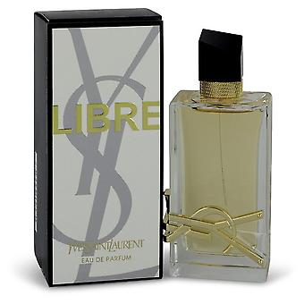 Libre von Yves Saint Laurent Eau De Parfum Spray 3 oz / 90 ml (Frauen)