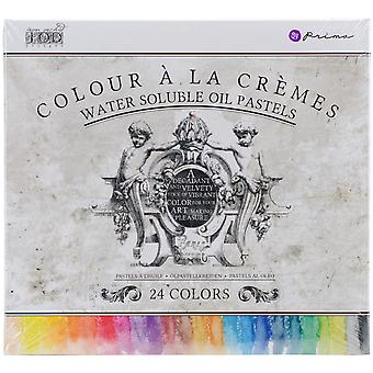 Water Soluble Oil Pastels 3.25