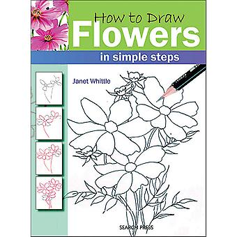 Search Press Books How To Draw Flowers Sp 83266