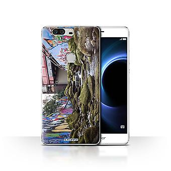 STUFF4 Case/Cover for Huawei Honor V8/Illegal Streaming/Imagine It