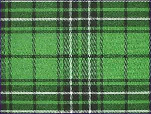 MacLean Hunting, Ancient - Pure Wool Tartan
