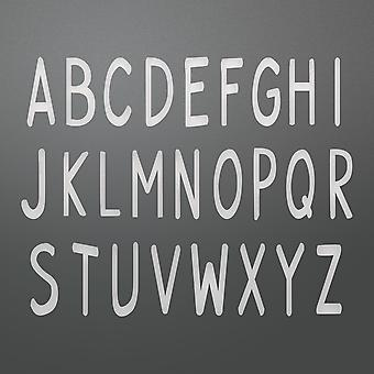 Couture Creations Alpha-Numeric Die-Smooth Uppercase, Letter Size: .35