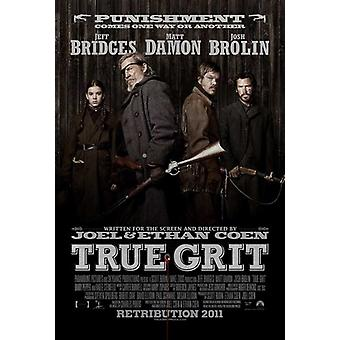 True Grit Movie Poster (11 x 17)