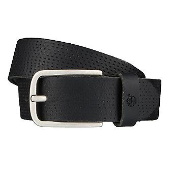 Timberland belts men's belts leather jeans belt black 3966