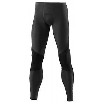 SKINN RY400 Recovery Long Tights Män s grafit - B43039001