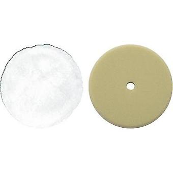 Kunzer Spare Car Polisher Pad Set Diameter