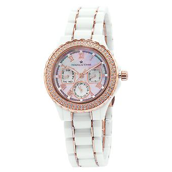 Herzog & Söhne ladies quartz watch, HS202-586