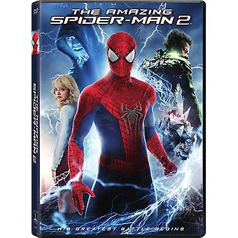 Amazing Spider-Man 2 [DVD] USA import