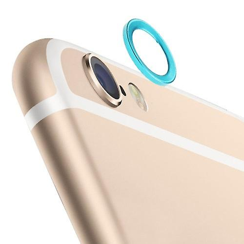 Camera protection protector ring for Apple iPhone 6 4.7 Blue