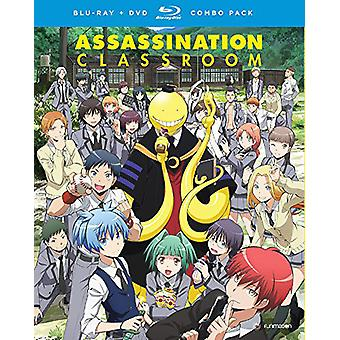 Asssassination Classroom - Season One Part One [Blu-ray] USA import