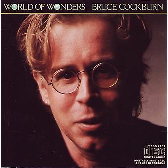Bruce Cockburn - verden af vidundere [Vinyl] USA import