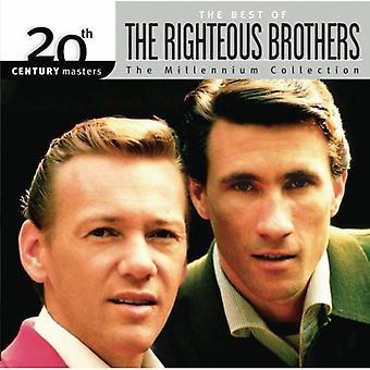 Hermanos justos - Milenio colección 20th siglo maestros [CD] USA importar