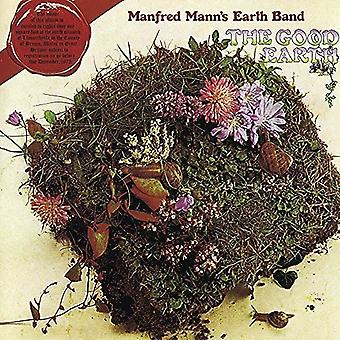 Manfred Mann jorden Band - Good Earth [Vinyl] USA import
