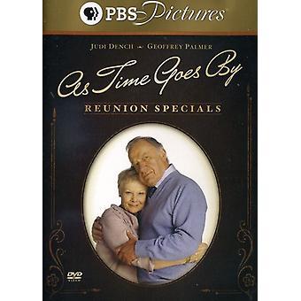Som tiden går importera av-Reunion Specials [DVD] USA