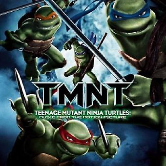 Various Artists - Teenage Mutant Ninija Turtles [CD] USA import