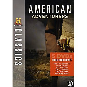 American Adventurers [DVD] USA import