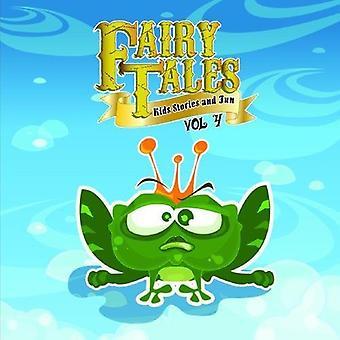 Smiley Storytellers - Smiley Storytellers: Vol. 4-Fairy Tales Kid Stories & Fun [CD] USA import