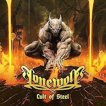 LoneWolf - dyrkelsen af stål [CD] USA import