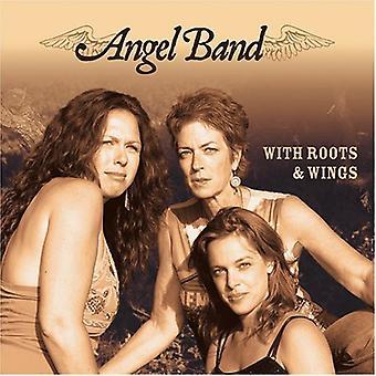 Angel Band - med rødder & vinger [CD] USA import