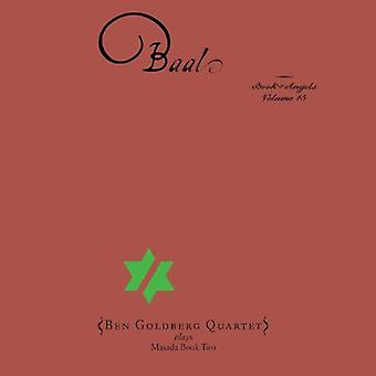 Ben Goldberg - Ben Goldberg: Vol. 15-Baal: The Book of Angels [CD] USA import