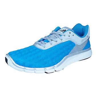 adidas Adipure 360.2 Climachill Womens Fitness Trainers / Shoes - Blue