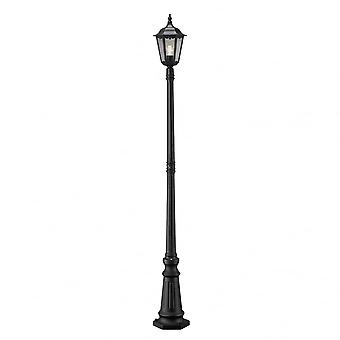 Konstsmide Firenze Spalte Light Matt Black