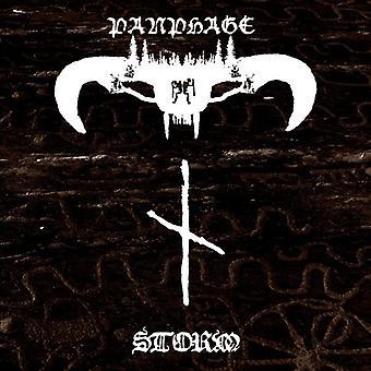 Panphage - Storm [CD] USA importerer