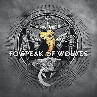At tale om ulve - død i skygge [CD] USA Importer