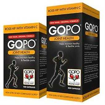 GOPO, Joint Health, 120 capsules