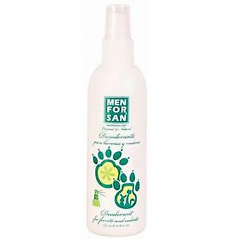 Men For San Rodents and Ferrets Deodorant 125 Ml