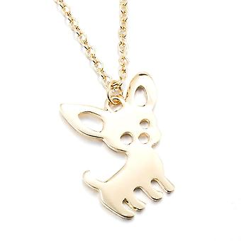 Tinker Chihuahua Pendant and 20