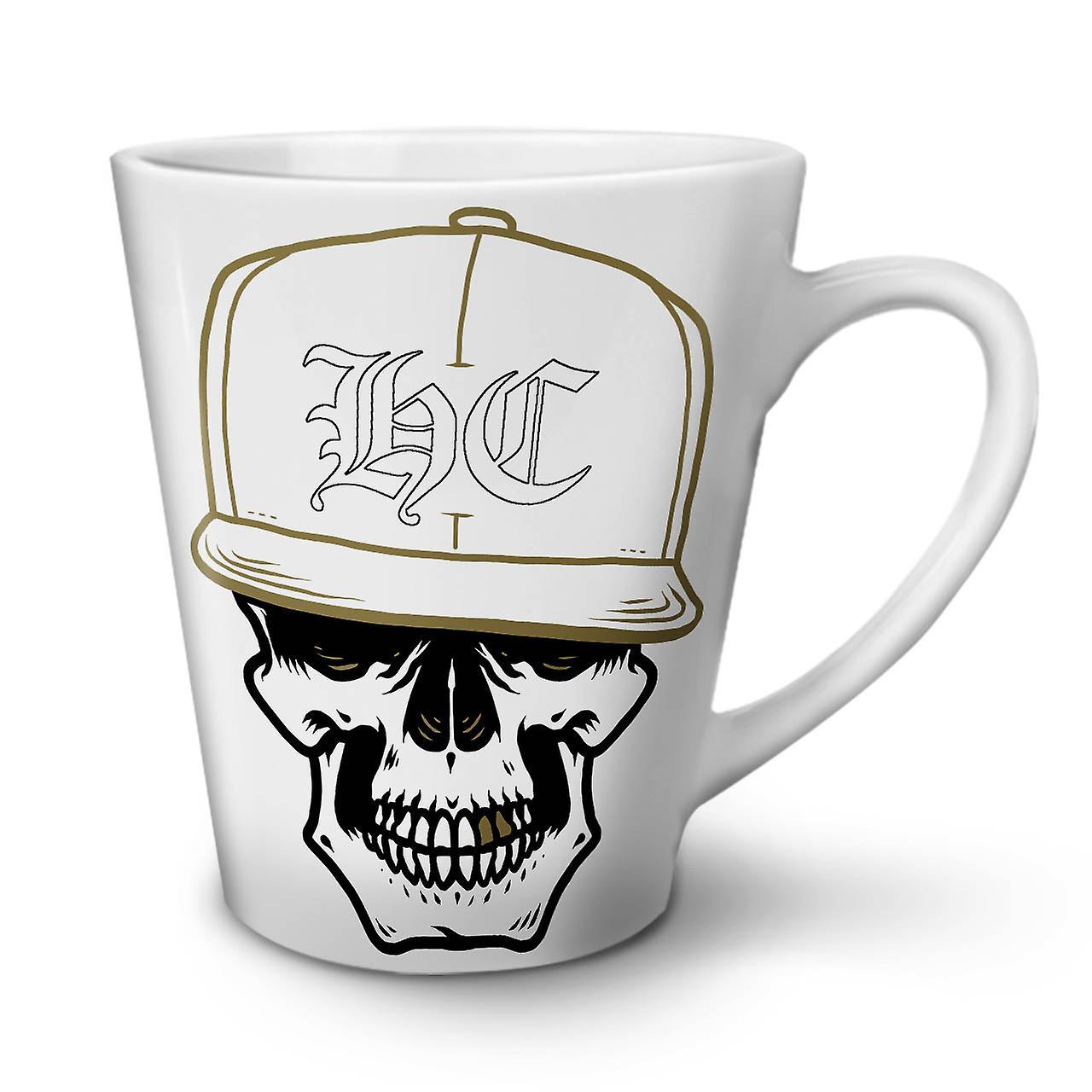 Ceramic Tea Swag Latte Gamer 12 New Mug White OzWellcoda Skull Coffee D2EIWH9