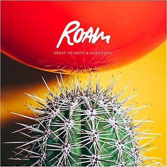 Roam - store højder & Nosedives [Vinyl] USA importerer