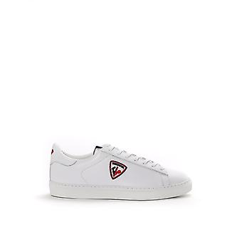 Rossignol men's RNFM320100 White leather of sneakers