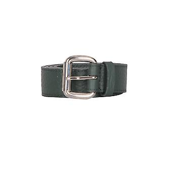 Orciani ladies 9547SOFTVQ green leather belt