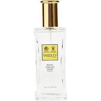 Yardley By Yardley Royal English Daisy Edt Spray 1.7 Oz *Tester