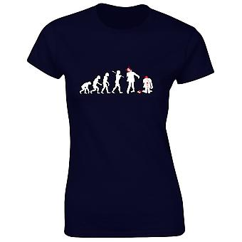 Zombie Evo Evolution Funny Womens T-Shirt 8 Colours by swagwear