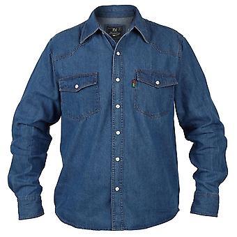 Duke Western Denim Shirt