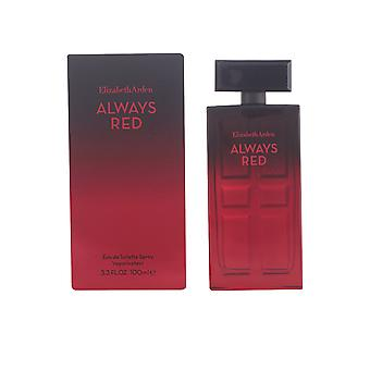 Elizabeth Arden Always Red Eau De Toilette Vapo 100ml Womens New Perfume Scent